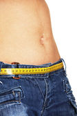 Weight control concept. — Stock Photo
