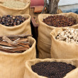 Stock Photo: Spices in Kerala, India