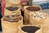 Spices in Kerala, India — Stock Photo