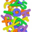 colorful alphabet — Stock Photo #8305794