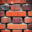 Stock Photo: Old destroyed brickwork