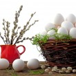 Easter eggs — Stockfoto #9410154