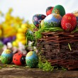 Easter eggs — Stock Photo #9426072