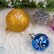 Christmas decorations — Stockfoto #8002605