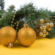 Christmas decor — Stockfoto #8162571