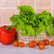 Fresh vegetables — Stock Photo #9171827