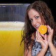 Orange Juice — Stock Photo #10228145