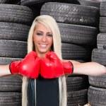 Boxing — Stock Photo #8816414