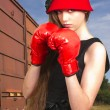 Boxing — Stock Photo #9292474