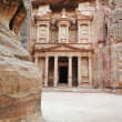 Petra, ancient city, Jordan — 图库照片 #10419150
