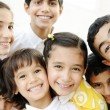 Group of happy children — Stock Photo #10419263