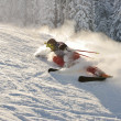 Skier — Stock Photo #10419305