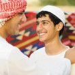 Real authentic arabic ethnicity — Stock Photo #10419336