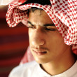 Stock Photo: Young arabian