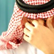 Stressed Arabic man — Stock Photo