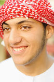 Arabic young man — Stock Photo