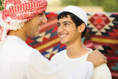 Real authentic arabic ethnicity — Stock Photo