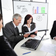 Business meeting — Stock Photo #10422027