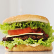 Cheeseburger — Foto de Stock