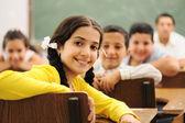 çocuklara okul sınıf — Stok fotoğraf