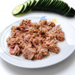 Fish tuna — Stock Photo #8845210