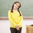 Education activities in classroom at school, happy children learning — Stock Photo #8845562