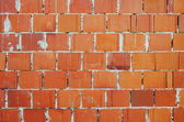 Standard brick pattern, shape, background — Stock Photo