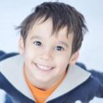 A little cute kid — Stock Photo