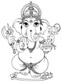 Ganesha — Photo