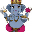 Ganesha — Stock Photo #9138109