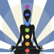 Chakras — Stock Photo #9187180