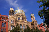 Synagoge berlin — Stock Photo