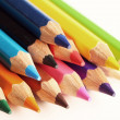Colorful pencils - Stok fotoğraf