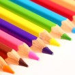 Stock Photo: Colorful pencils