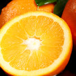 Close up of fresh orange fruit — Stock Photo #8801779