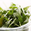 Fresh rucola - Stock Photo