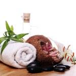 coisas de spa e wellness — Foto Stock