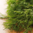Fresh green dill - Stock Photo