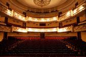 Hall in het theater — Stockfoto