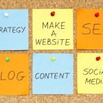Make a Website — Stock Photo #8948063