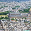 Stock Photo: View at Invalides house