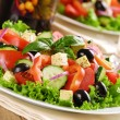 Stock Photo: Greek salad