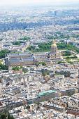 Paris invalides house — Stock Photo