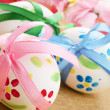 Easter eggs — Stock Photo #9374271