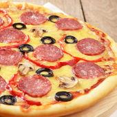 Pizza — Stock Photo