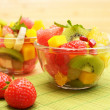 Fruit salad — Stock Photo #9989275