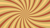 Yellow vortex without outline — Stock Photo