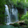 Waterfall in Turkey — Stock Photo #9466038