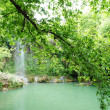 Waterfall in Turkey — Stock Photo #9466112