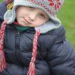 Little boy in the hat — Stock Photo #9712302